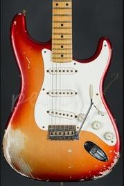 Fender Custom Shop '57 Strat Heavy Relic Sunset Metallic