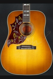Gibson Hummingbird Left Handed Heritage Cherry Sunburst