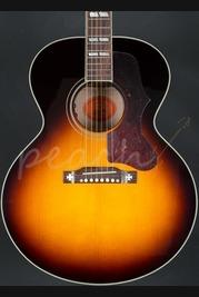 Gibson J-185 Limited Edition Red Spruce Vintage Sunburst