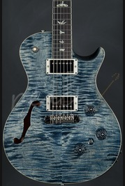 PRS P245 Semi-Hollow Faded Whale Blue