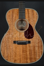 Collings OM2H All Koa