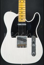 Fender Custom Shop 52 Tele Journeyman Relic White Blonde