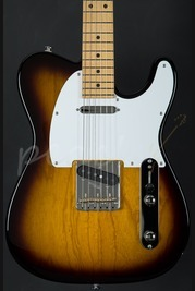 Suhr Classic T Pro 2 Tone Burst Swamp Ash Maple neck