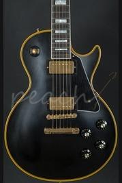 Gibson Custom 1968 Les Paul Custom Reissue VOS Ebony