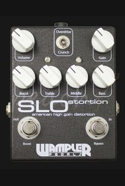 Wampler SLOstortion American High Gain Distortion Pedal