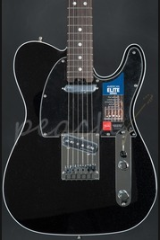 Fender American Elite Telecaster Rosewood - Mystic Black