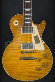 Gibson Custom True Historic 1959 Les Paul Reissue Aged - Vintage Lemon Burst