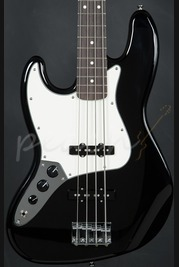 Fender Mex Standard Jazz Bass Black Left Handed