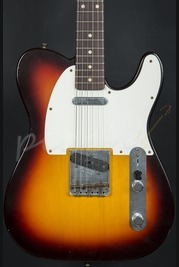 Fender Custom Shop '59 Journeyman Relic Tele - Sunburst