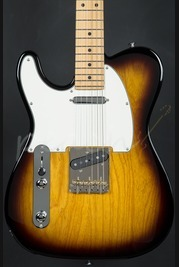 Suhr Classic T Pro 2 Tone Sunburst Maple Neck Left Handed