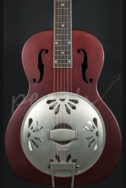 Gretsch G9202 Honey Dipper Special Resonator Oxblood