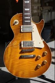 Gibson Custom 58 Les Paul VOS Golden Poppy Burst Handpicked Top R860529