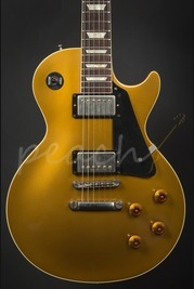 Gibson Custom Shop '57 Les Paul Goldtop with black parts and V2 neck Used