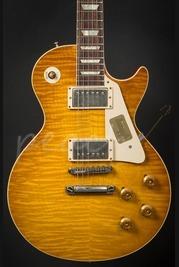 Gibson Custom Standard Historic 1959 Les Paul VOS Lemonburst R960124