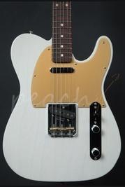Fender Custom Shop '59 Tele Dealer Select model White Blonde Used