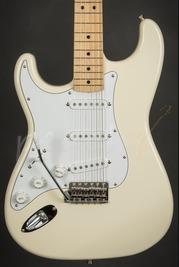 Fender FSR Classic '68 Strat Vintage White Left Handed