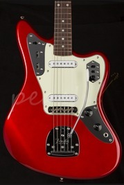 Fender FSR Japan '60s Classic Jaguar - Old Candy Apple Red