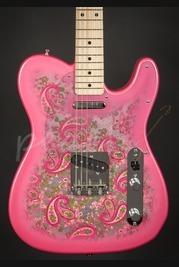 Fender FSR '69 Telecaster Pink Paisley