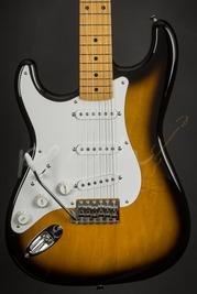 Fender FSR Classic '50s Strat 2 Tone Sunburst Left Handed