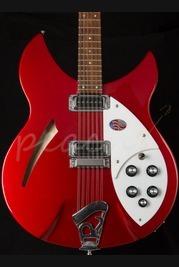 Rickenbacker 330 12 String Ruby Red Used