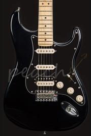 Fender FSR USA Pro Standard Strat HSS Black