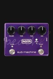 MXR Sub Machine Fuzz