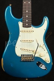 Fender Custom Shop '61 Relic Strat - Aged Lake Placid Blue