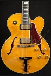Gibson ES-275 Figured Natural