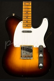 Fender Custom Shop '55 Journeyman Tele Wide Fade 2 Tone Sunburst