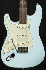 Fender Custom Shop '59 Strat NOS Sonic Blue Left Handed