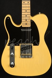 Fender Custom Shop '52 Telecaster NOS Nocaster Blonde Left Handed