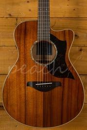 Yamaha AC4K All Solid Koa Electro Acoustic