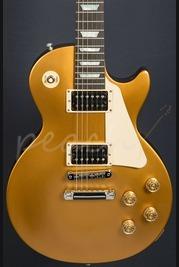 Gibson 2016 High Performance Les Paul 50's Tribute - Satin Gold Dark Back