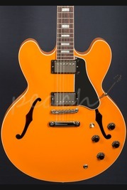 Gibson ES-335 Trackpack Combo Tascam Orange