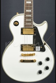 Epiphone Les Paul Custom Pro - White