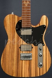 Suhr 2014 Collection Zebrawood Classic T Used