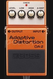 Boss DA2 Adaptive Distortion