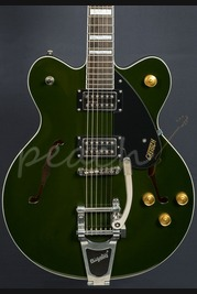 Gretsch G2622T Streamliner Center-Block DC Torino Green with Bigsby