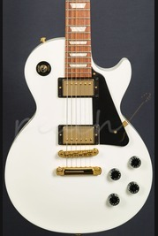 Gibson USA 2016 Les Paul Studio - Alpine White - Gold Hardware