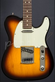 Fender Custom Shop Custom Deluxe Tele Sunburst RW Used