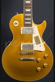Gibson Custom Standard Historic 1957 Les Paul Goldtop Darkback VOS