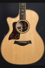 Taylor 814ce Left Handed with ES2