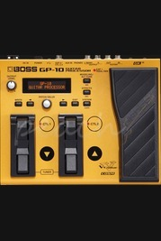 Boss GP10S Guitar Processor