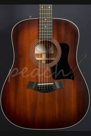 Taylor 360e Dreadnought Blackwood/Mahogany 12 String