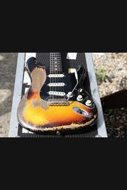 Fender Custom Shop Dale Wilson 1963 Heavy Relic Strat Used