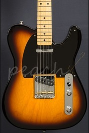 Fender Custom Shop 52 Telecaster NOS 2 Tone Sunburst