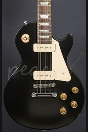 Gibson 2016 High Performance Les Paul 60's Tribute - Satin Ebony