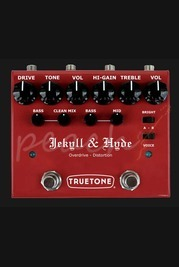 Truetone V3 Jekyll & Hyde Overdrive/Distortion
