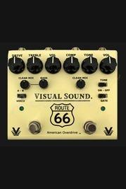 Visual Sound V3 Route 66 Overdrive