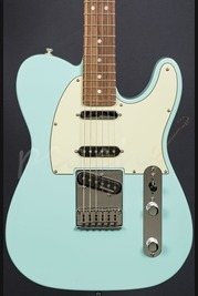 Fender Deluxe Nashville Tele Rosewood Daphne Blue
